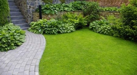 Garden Design Glasgow Garden makeover Lanarkshire Scotland